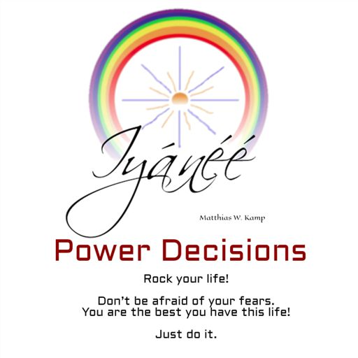 Cover art for podcast Power Decisions - Rock Your Life