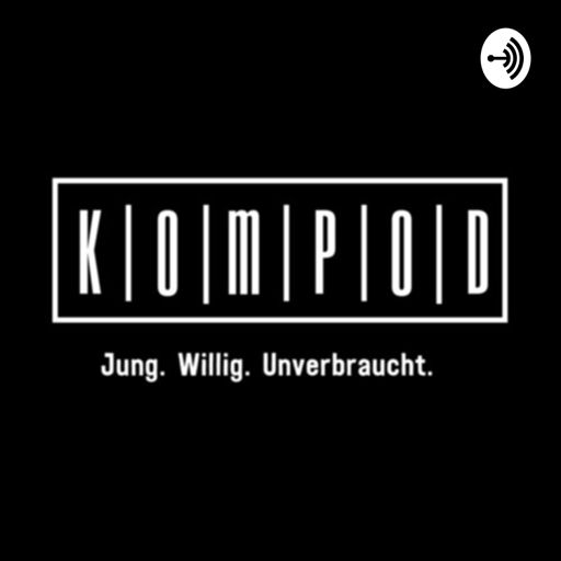 Cover art for podcast KomPod - jung, willig, unverbraucht.