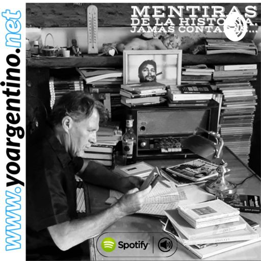 Cover art for podcast Mentiras de la Historia jamas contadas