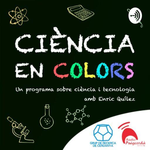 Cover art for podcast Ciència en Colors