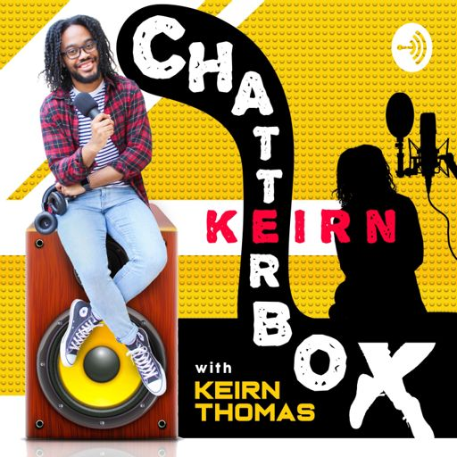 Cover art for podcast Chatterbox Keirn
