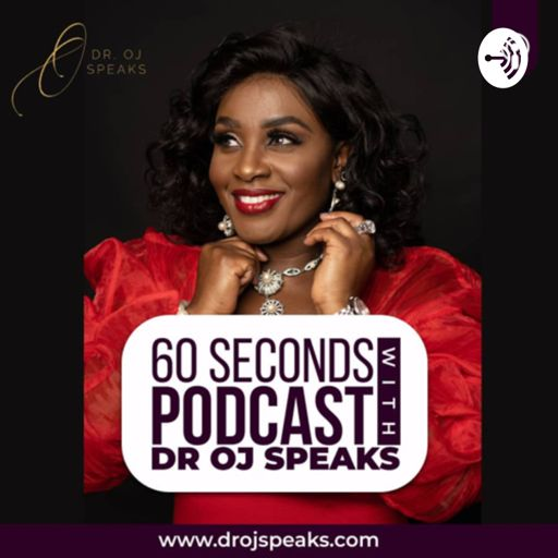 Cover art for podcast Dr. O. J. Speaks By Dr Oyinkansola Jinadu