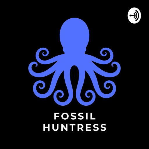 Cover art for podcast Fossil Huntress — Palaeo Sommelier