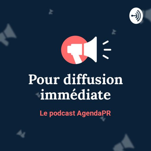 Cover art for podcast Pour diffusion immédiate