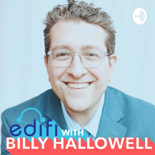Cover art for podcast Edifi With Billy Hallowell
