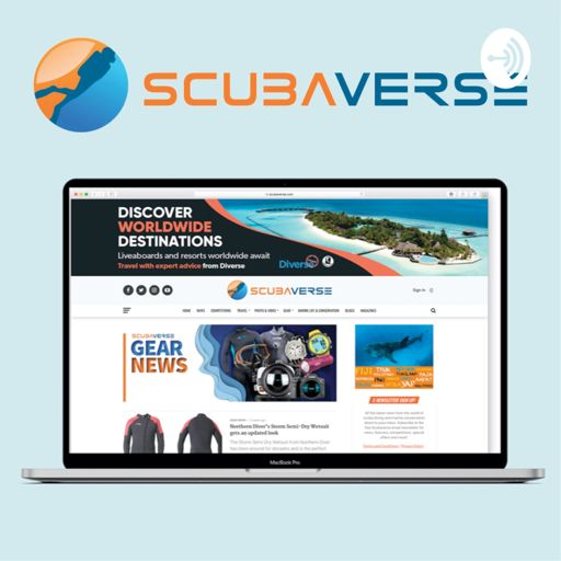 Cover art for podcast Scubaverse