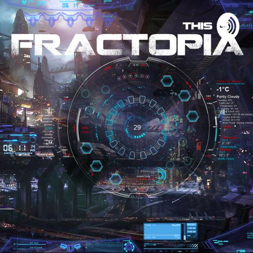 Cover art for podcast Fractopia