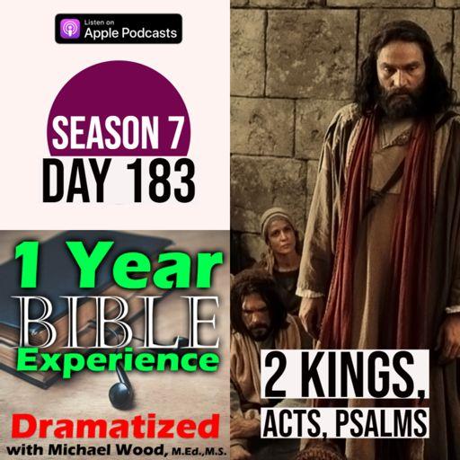 1 Year Audio Bible Experience on RadioPublic