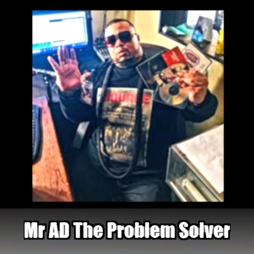 Mr AD The Problem Solver Interview from Hot Rap Mix on