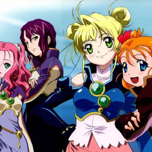 Anime Soundtrack Breakdown Simoun From Wasasum Anime Reviews On