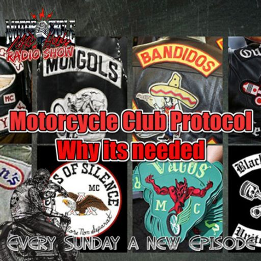 Motorcycle Madhouse Radio Podcast w James