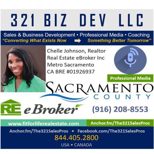 Chelle Johnson, Realtor, Sacramento, California from 321 Biz