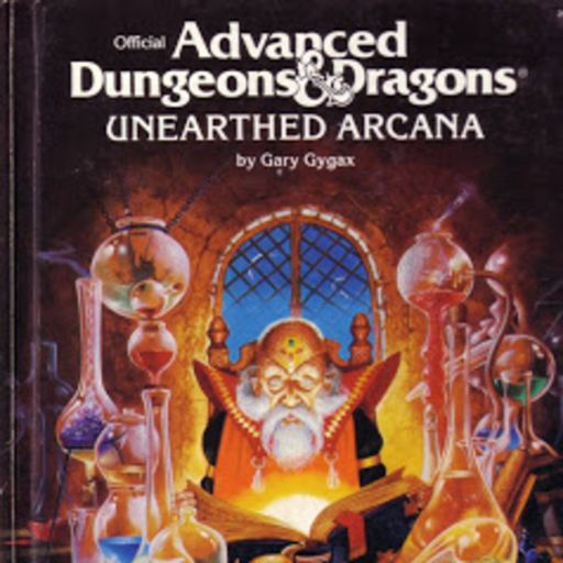 Episode #58 - Barbarism in the AD&D 1e Unearthed Arcana from