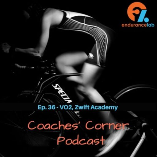 Andy Blow from Precision Hydration - Coaches Corner Episode 72 from