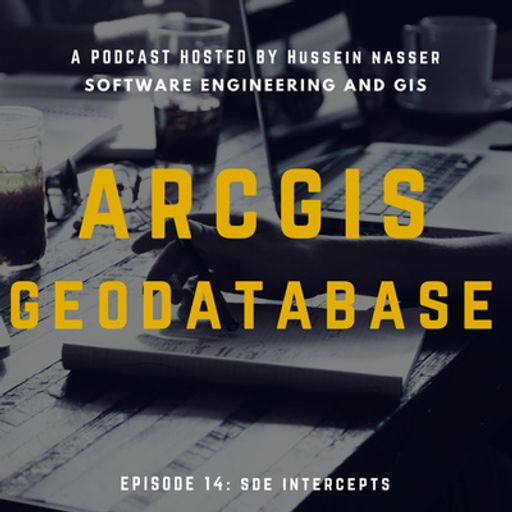 Episode 81 - ArcGIS Server Talk - SOE vs SOI from Hussein
