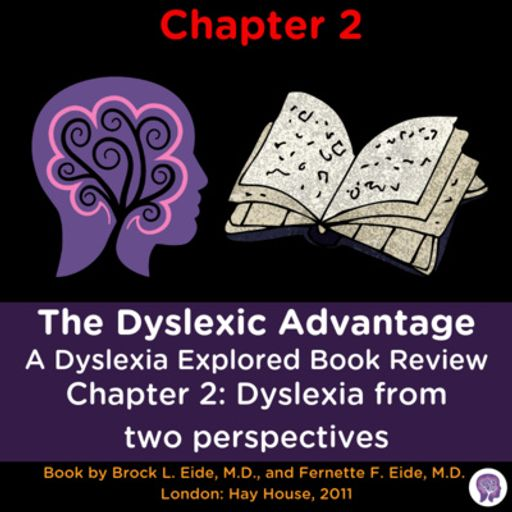 The Advantages Of Dyslexia And Why E >> 15 Dyslexic Advantage Ch 2 Dyslexia From Two Perspectives Review