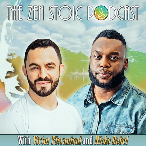Cover art for podcast The Zen Stoic Podcast