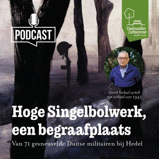 Cover art for podcast Podcast 1 Stadswallen Zaltbommel: Hoge Singelbolwerk, een begraafplaats