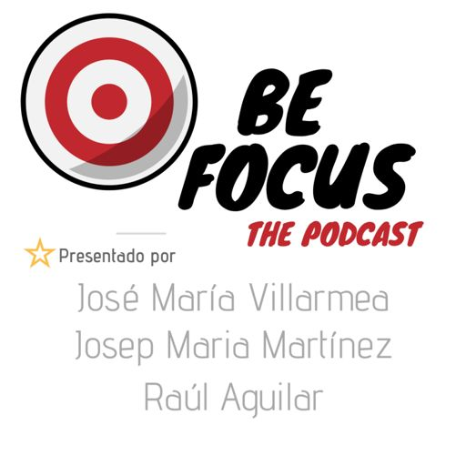 Cover art for podcast Be Focus · The Podcast