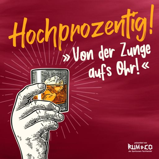 Cover art for podcast Hochprozentig! -