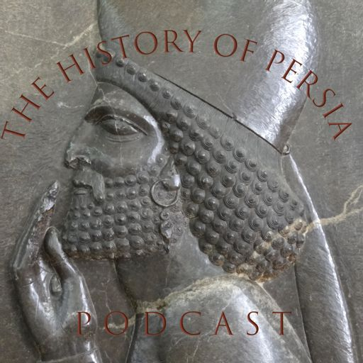 Cover art for podcast History of Persia