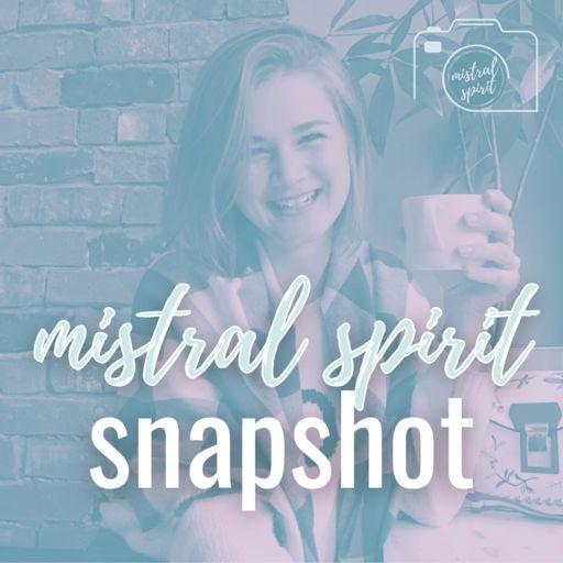 Cover art for podcast Mistral Spirit Snapshot
