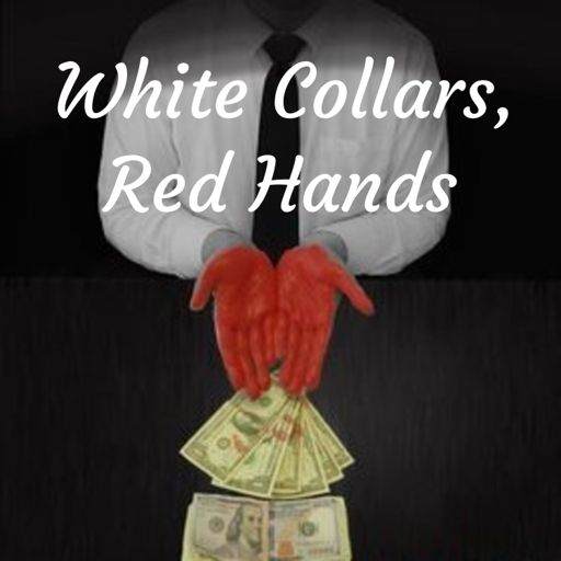 Cover art for podcast White Collars, Red Hands