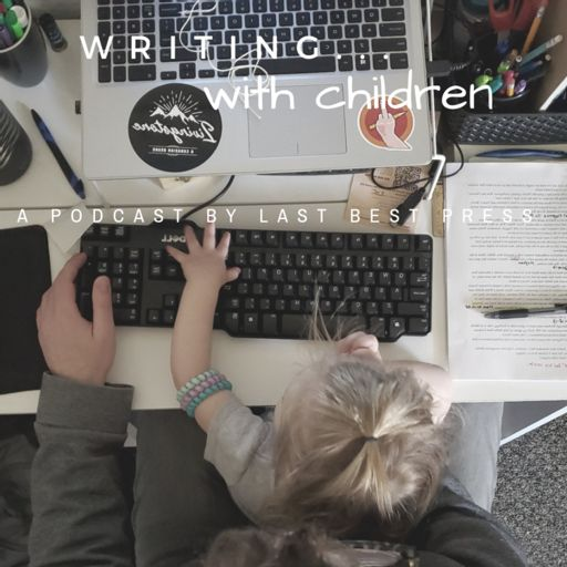 Cover art for podcast Writing...With Children