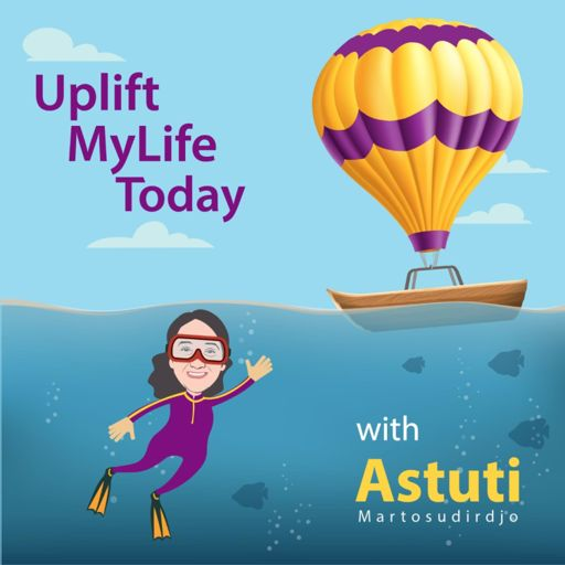 Cover art for podcast Uplift My Life Today