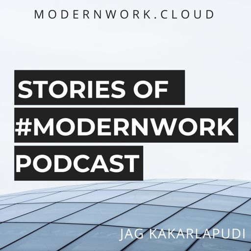 Cover art for podcast Stories of Modern Work