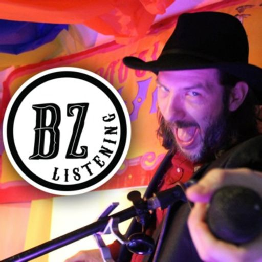 Cover art for podcast BZ Listening