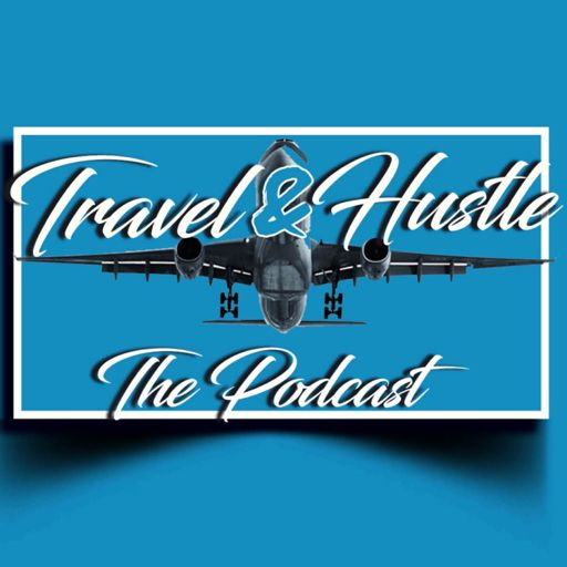 Cover art for podcast Travel & Hustle Podcast