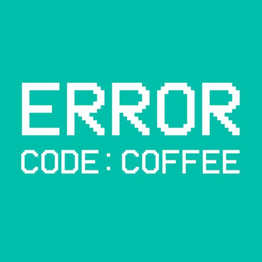Cover art for podcast Error Code: Coffee