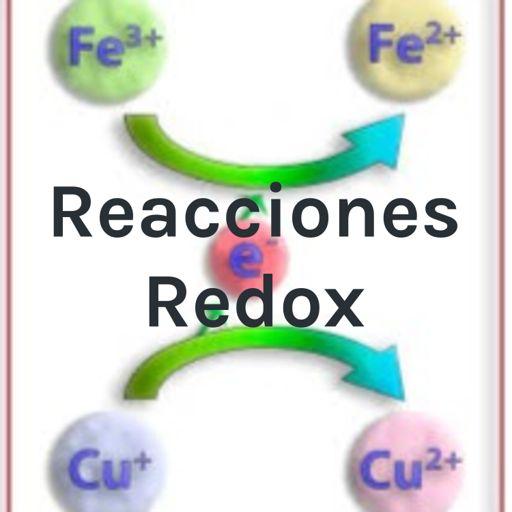 Cover art for podcast Reacciones Redox
