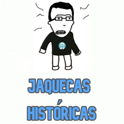 Cover art for podcast Jaquecas Históricas