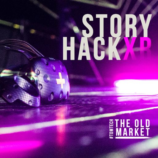 Cover art for podcast StoryHackXR