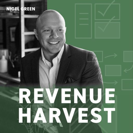 Cover art for podcast Revenue Harvest