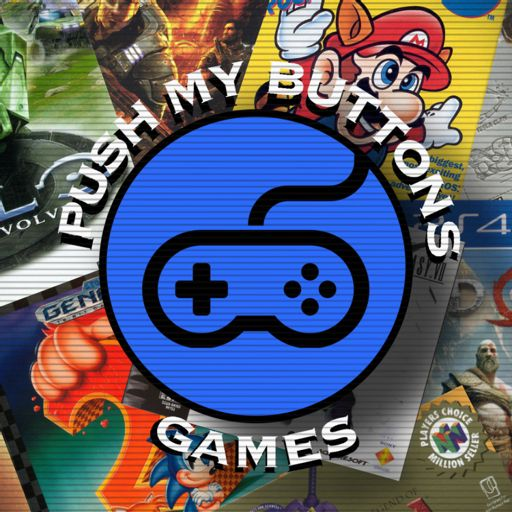 Cover art for podcast Push My Buttons Games