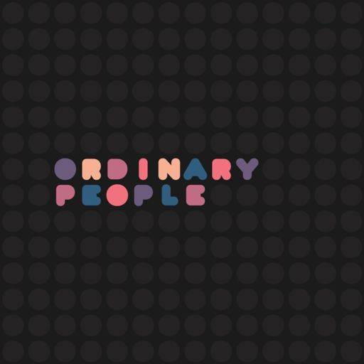 Cover art for podcast Ordinary People. A Podcast.