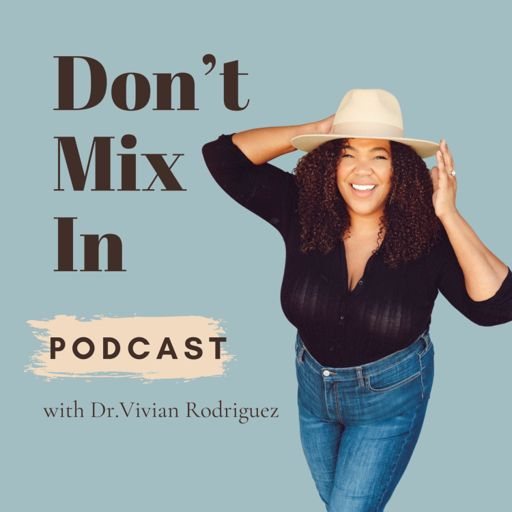 Cover art for podcast Don't Mix In