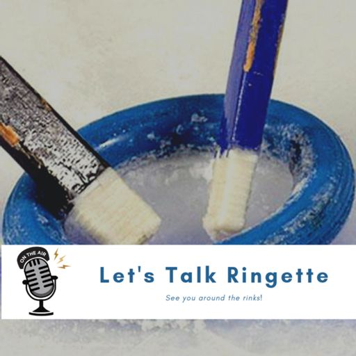 Cover art for podcast Let's Talk Ringette