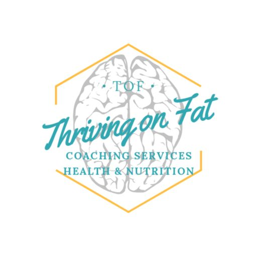 Cover art for podcast Thriving On Fat