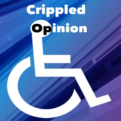 Cover art for podcast Crippled Opinion
