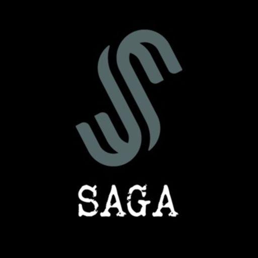 Cover art for podcast Saga