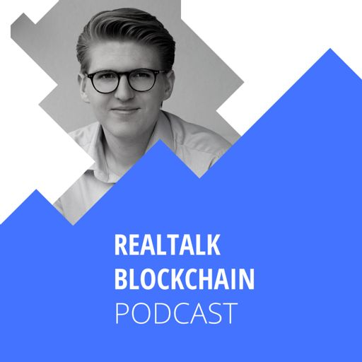 Cover art for podcast Realtalk Blockchain by Julian Hillebrand