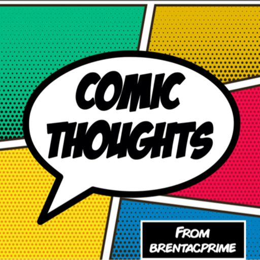 Cover art for podcast Comic Thoughts