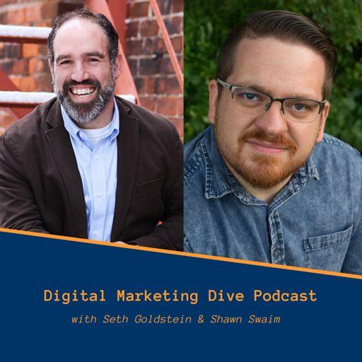 Cover art for podcast Digital Marketing Dive