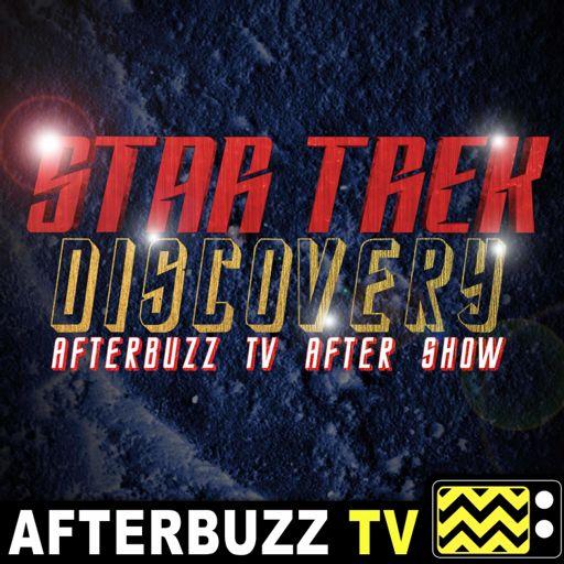 Cover art for podcast Star Trek Discovery Reviews - AfterBuzz TV