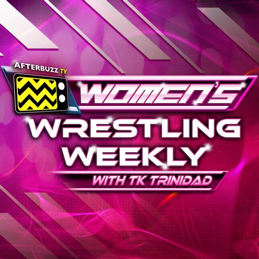 Cover art for podcast Women's Wrestling Weekly with TK Trinidad