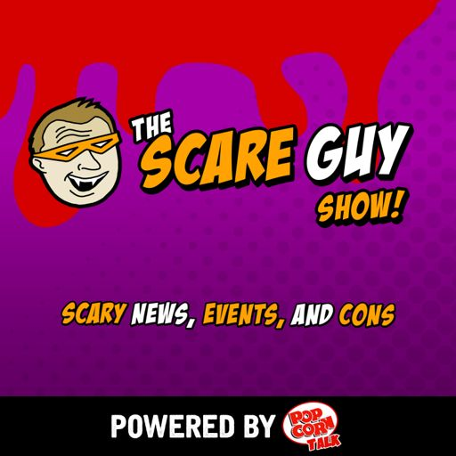 Cover art for podcast The Scare Guy Show